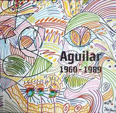 Capa1 - José Roberto Aguilar - 50 Anos de Arte