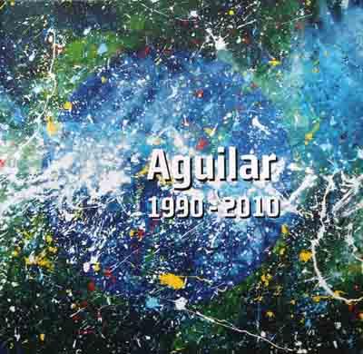 Capa2 - José Roberto Aguilar - 50 Anos de Arte