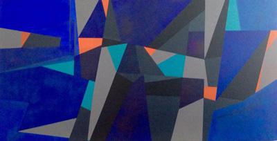 Blue Sunshine 155x80 cm SITE
